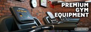 Premium gym equipment
