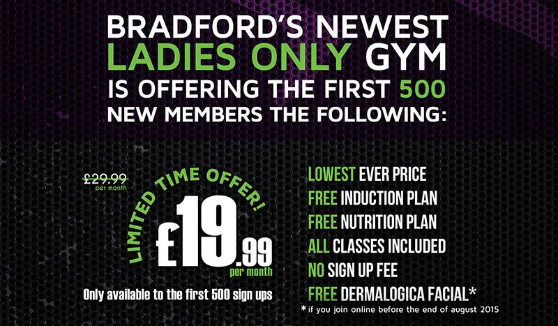 Listers Health Ladies Gym
