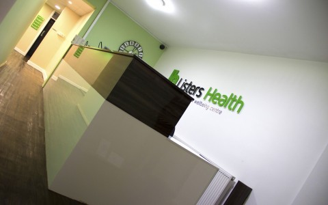 Listers Health Ladies Gym Bradford - Entrance