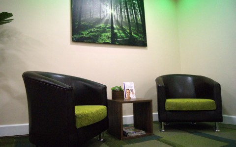 Listers Health Ladies Gym Bradford - Lounge