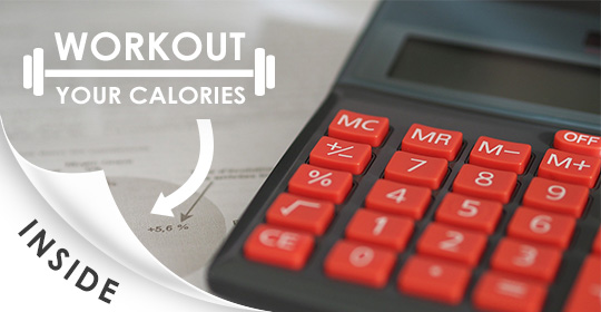 Keep On Track With Calorie Counting