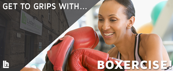Boxercise for ladies in Bradford