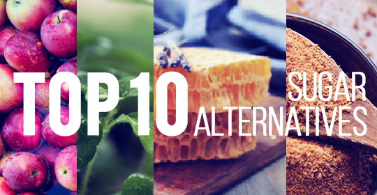 Top 10 Sugar Alternatives That Will Change Your Lifestyle