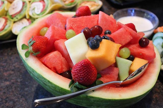 sweet healthy snacks