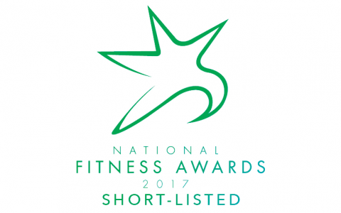 Shortlisted Finalist For The National Fitness Awards 2017