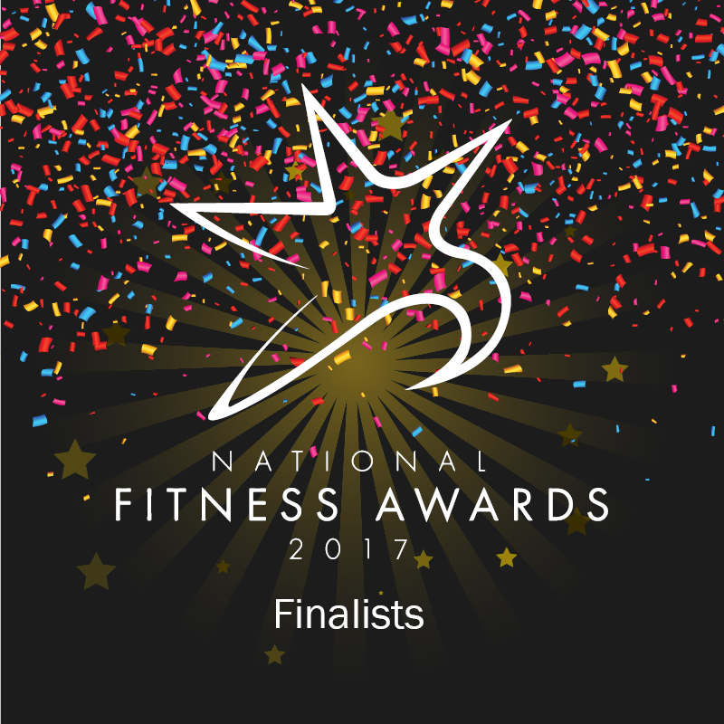 National Fitness Awards 2017 Finalists