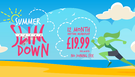 Listers Health Slimdown This Summer offer