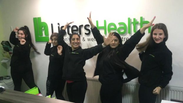 listers health celebrating shortlisting of national fitness awards