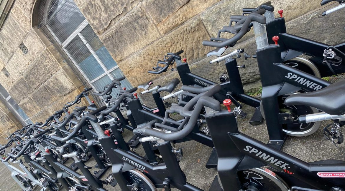 NEW Spin Bikes Have Arrived!